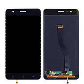 """Дисплей Asus ZenFone 3 Zoom ZE553KL Black (5.5"""")"""