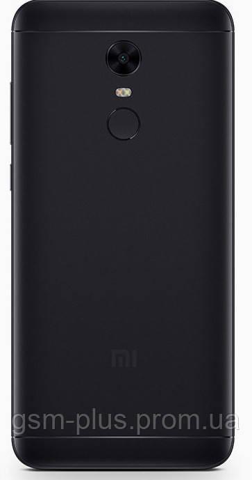 Задняя часть корпуса Xiaomi Redmi 5 Plus Black