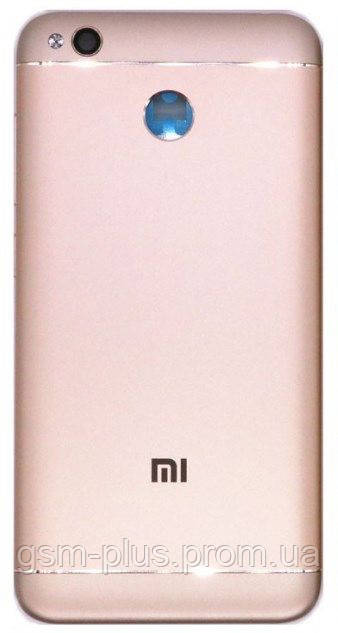 Задняя часть корпуса Xiaomi Redmi Note 4 Pink