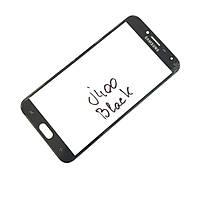Стекло дисплея Samsung Galaxy J4 (2018) SM-J400 Black (для переклейки)