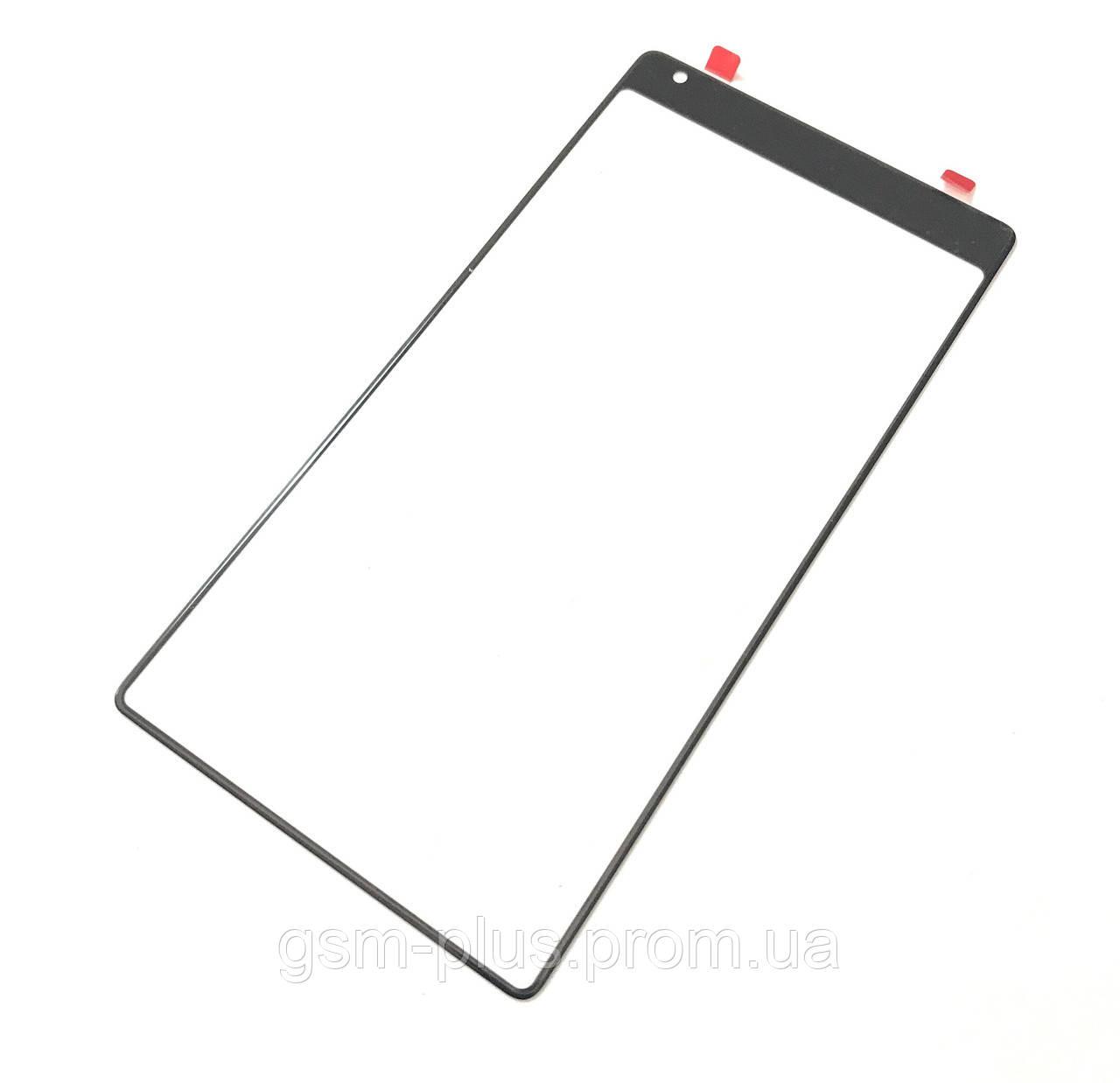 Стекло дисплея Xiaomi Mi Mix Black (для переклейки)