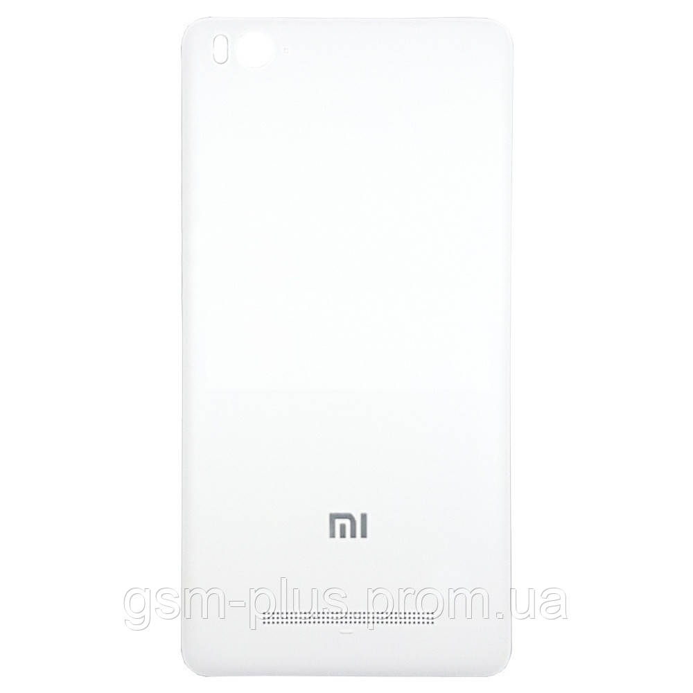 Задняя часть корпуса Xiaomi Mi4c / Mi4i Gray