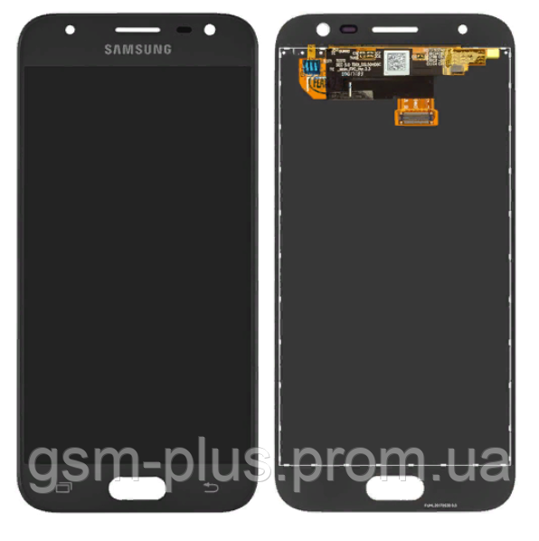 Дисплей Samsung Galaxy J3 2017 SM-J330F Original 100% (Service Pack) Black