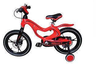 """Велосипед Hollicy 16"""" (красный). Вес 11,5 кг (91х19х48 см)"""