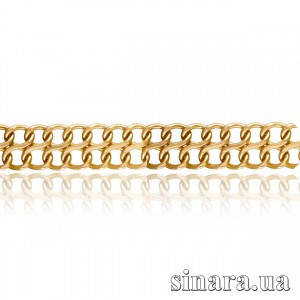Золотой браслет Восьмерка 172