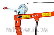 Кран подъемник гидравлический Siker 900 кг (2 місця), фото 2