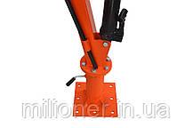 Кран подъемник гидравлический Siker 900 кг (2 місця), фото 3