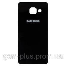 Задняя часть корпуса Samsung Galaxy A5 (2016) A510 (Black)