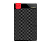 "Внешний жесткий диск 4Tb Silicon Power Diamond D30, Black, 2.5"", USB 3.1 (SP040TBPHDD3LS3K)"
