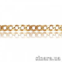 Золотой браслет Гурмет 9575