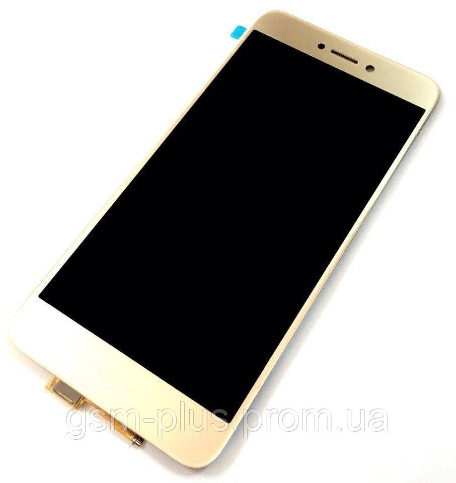 Дисплей Huawei Ascend P8 Lite (2017) / GR3 (2017) PRA-LA1 / P9 Lite (2017) complete with touch Gold