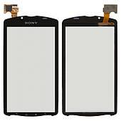 Тачскрин Sony Xperia Sola MT27i Black
