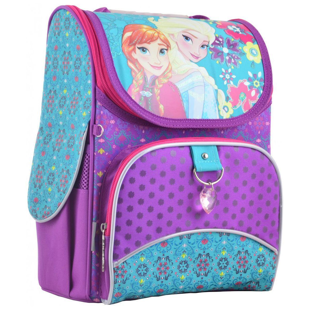 Рюкзак для девочки H-11 Frozen rose, фото 1
