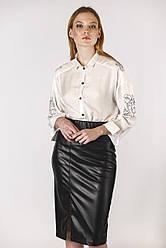 Блуза з маркізету