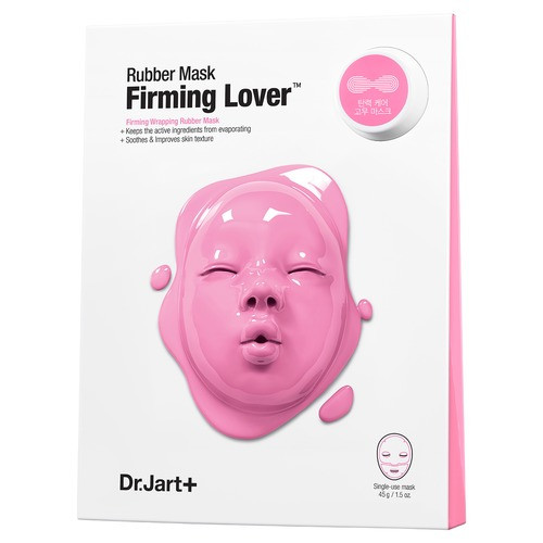 Моделирующая альгинатная маска с  экстрактом лесных ягод Dr.Jart+ Rubber Mask Firming Lover - 48мл