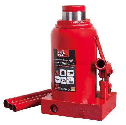 Домкрат бутылочный 32т 285-465 мм Torin T93204 , фото 2