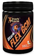 Здоров'я суглобів Stark Pharm - Flex GCM Glucosamine Chondroitin MSM (180 капсул)