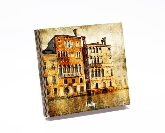 Традиционные венецианские дома