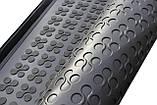 Гумовий килимок багажника Audi A4 Sedan 11/2000-2007 Rezaw-Plast 232005, фото 2