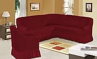 Чехлы для углового дивана и кресла