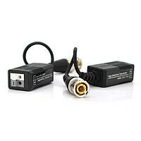 Пассивный приемопередатчик видеосигнала Merlion AHD/CVI/TVI, 720P/1080P - 300/200 метров, цена за пару