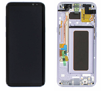 Дисплей Samsung Galaxy S8 Plus G955 Original 100% (Service Pack) with frame Violet