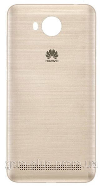 Задняя часть корпуса Huawei Ascend Y3 (2017) CRO-U00 / L02 / L22) Gold