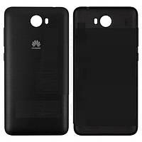 Задняя часть корпуса Huawei Ascend Y5 ll (CUN-U29) Black