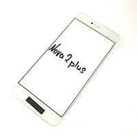 Стекло дисплея Huawei Nova 2 Plus White (для переклейки)