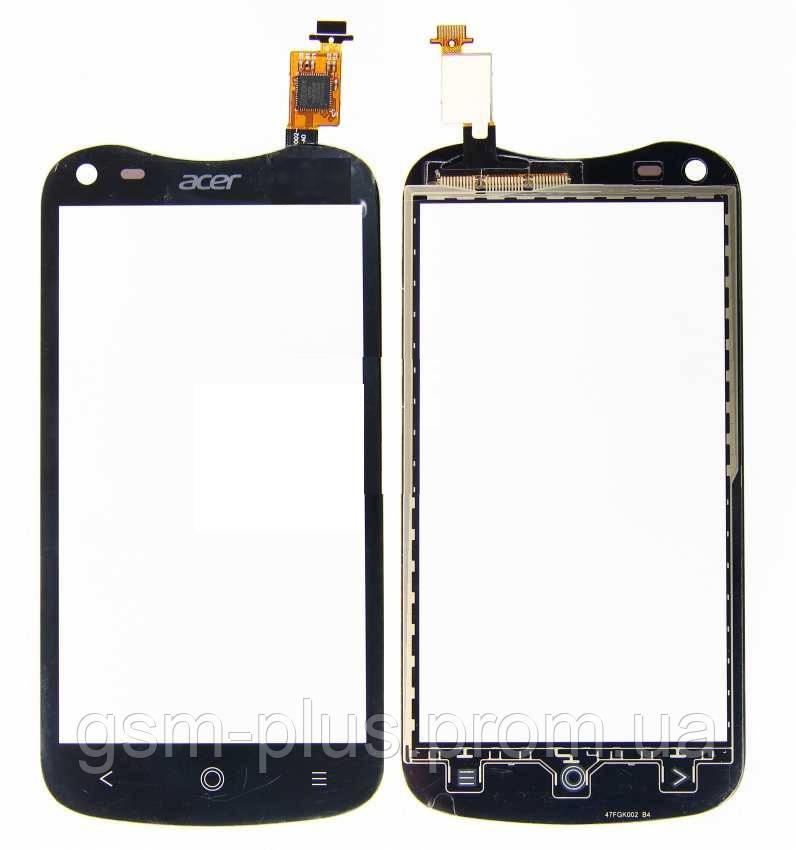 Тачскрин Acer V370 Liquid E2 Duo Black