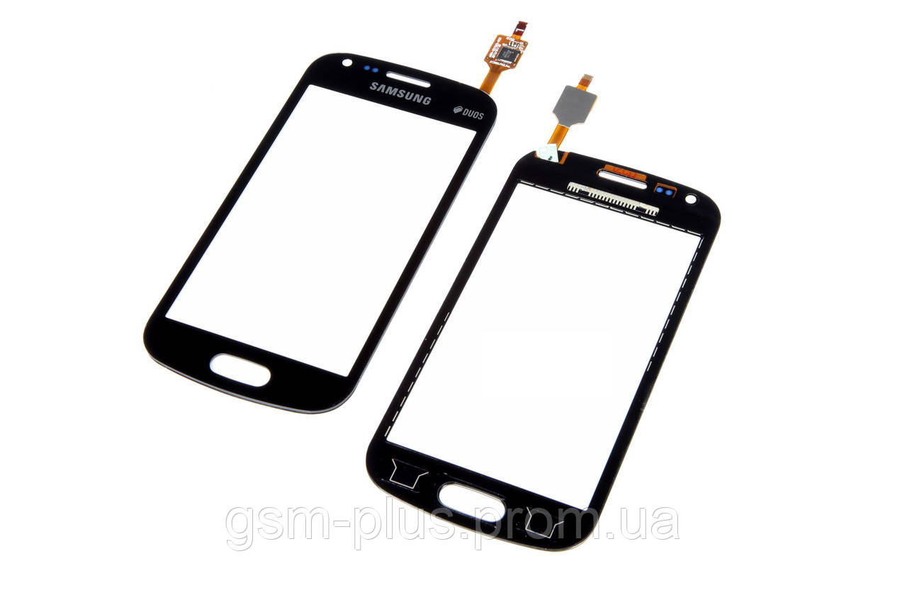 Тачскрин Samsung Galaxy S Duos GT-S7562 Black