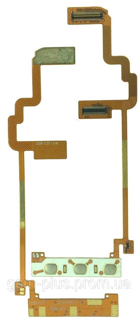 Шлейф LG KU450