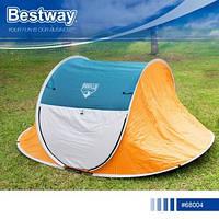Палатка туристическая двухместная Bestway 68004 Nucamp, фото 1