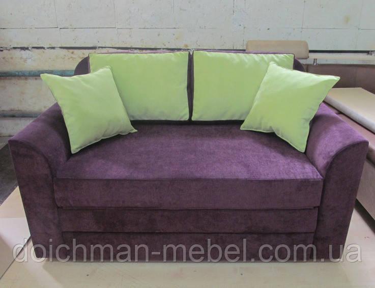 Яркий и стильный ортопедический диван для ребёнка
