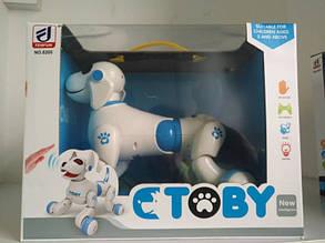 Робот-собака интерактивная Toby 8205