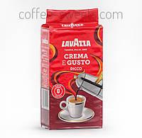 Кофе молотый Lavazza Crema e Gusto Ricco 250g