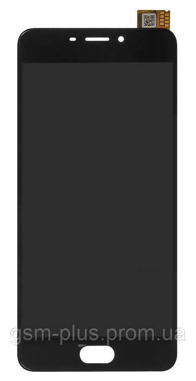 Дисплей Meizu M6 (M711H) complete Black