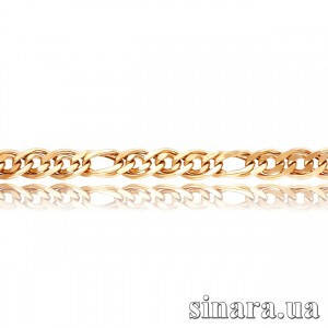 Золотой браслет Нонна - Фигаро 6139