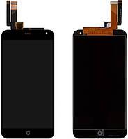 Дисплей Meizu M1 Metal complete Black