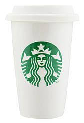 Керамическая кружка чашка StarBucks HY101