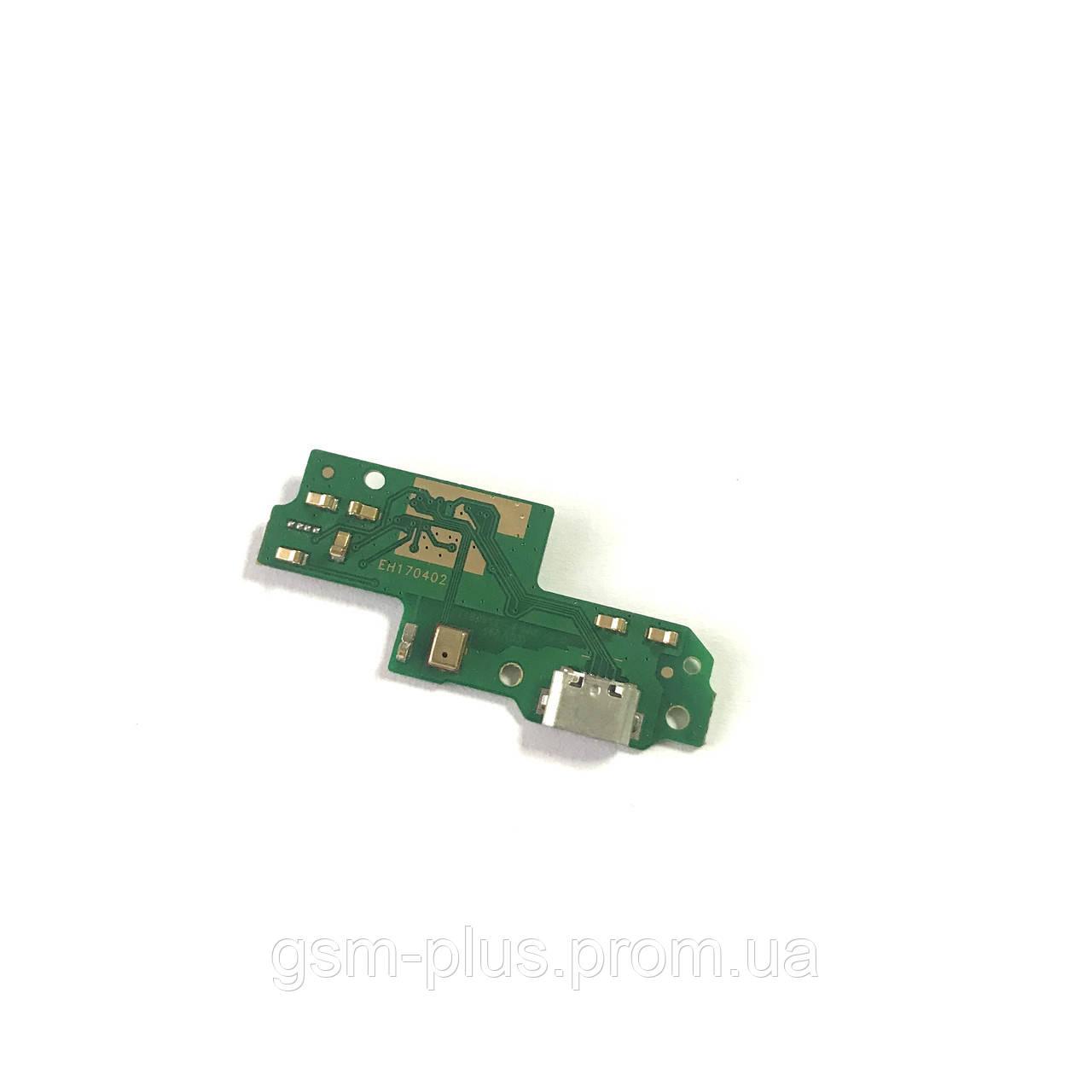 Разъем зарядки Huawei P9 Lite (VNS-L21 / с платкой)