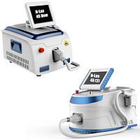"""Топовые комплектующие. Диодный лазер для эпиляции """"D-Las""""  755+808+1064nm"""