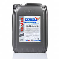 Моторное масло TEMOL Turbo Diesel (М-10ДМ) 10 л.