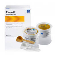 Panasil Putty (Панасил Путти) База,ПАНАСІЛ ПУТТІ ФАСТ 2 *450 МЛ ВІДБИТКОВИЙ А-СИЛІКОН КЕТЕНБАХ