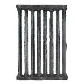 Колосниковая решетка для печи и камина 20х30, колосник чугунный