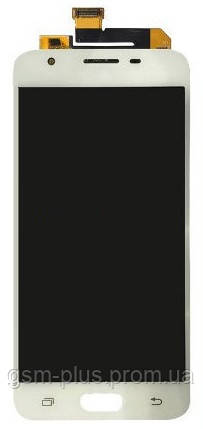 Дисплей Samsung Galaxy J5 Prime G570 complete with touch White