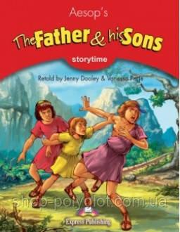 Книга для чтения The Father & his Sons Teacher's Book