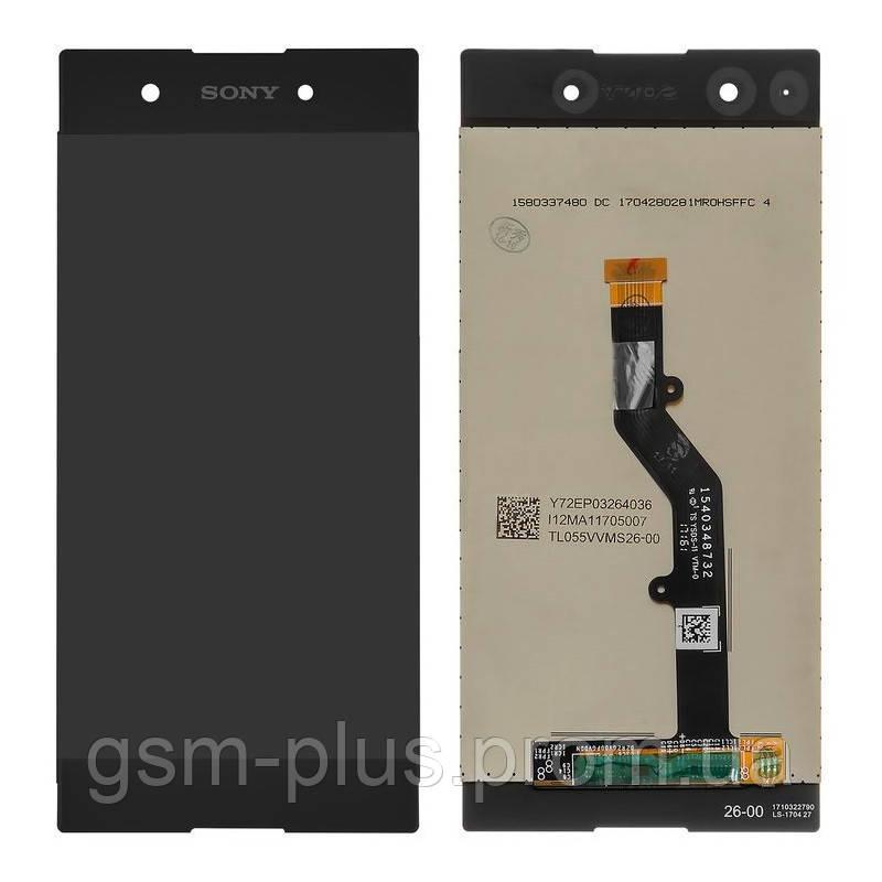 Дисплей Sony Xperia XA1 Dual / G3112 complete Black