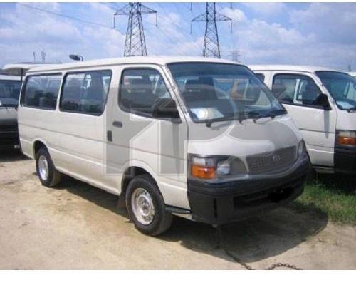 Лобовое стекло Toyota HI-ACE 1989-1995  LH102 / LH108
