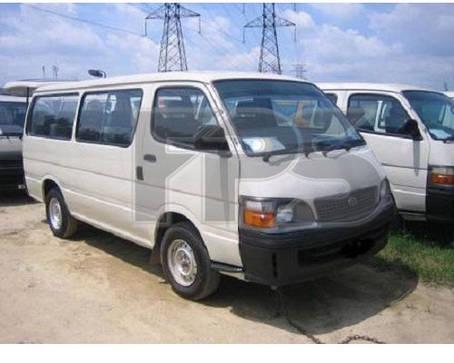 Лобовое стекло Toyota HI-ACE 1989-1995  LH102 / LH108 , фото 2